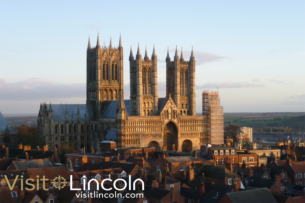Visit Lincoln cathedral