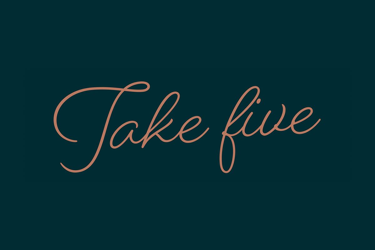 Take Five - Meeting & Event Offers Lincoln